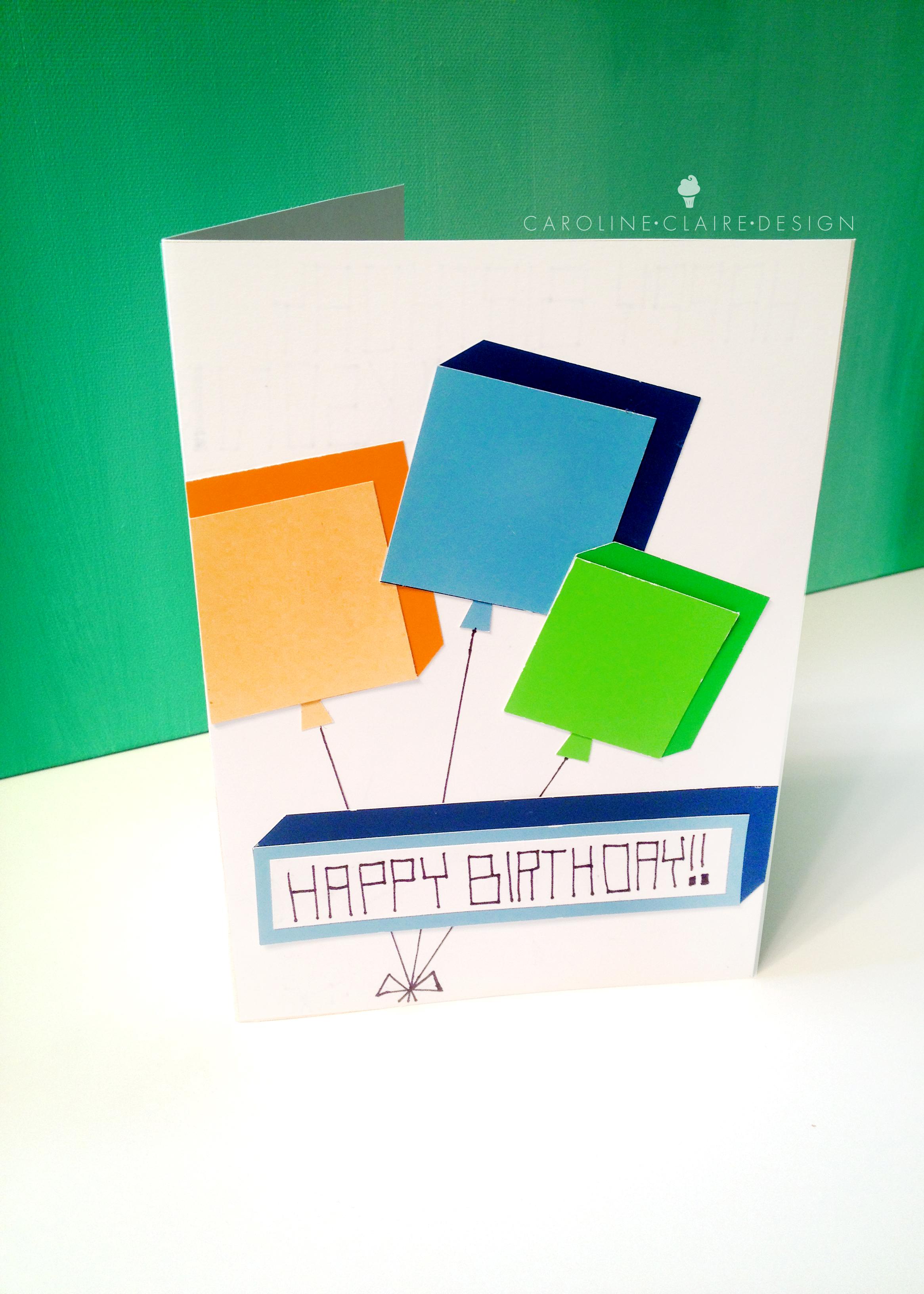 minecraft themed birthday card, Birthday card